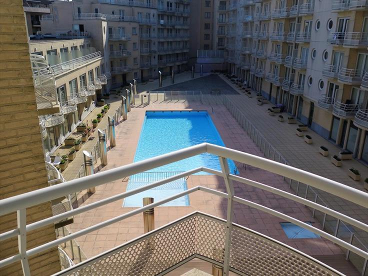 Appartement with 2frontages for salein Ostende auprix de 175.000€ - (6383417)