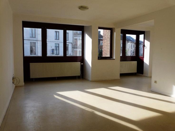 Appartement de 2façades à louerà Gosselies auprix de 630€ - (6384767)