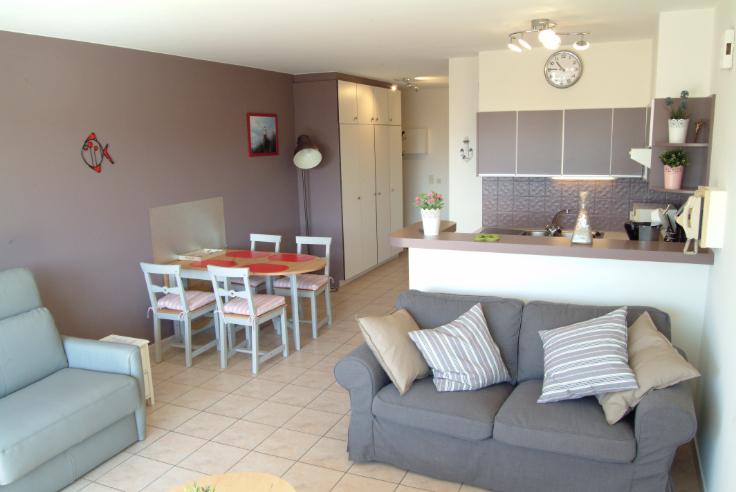 Belgique : locationde vacances -Flat/Studio au prixde 0€ -(6397119)