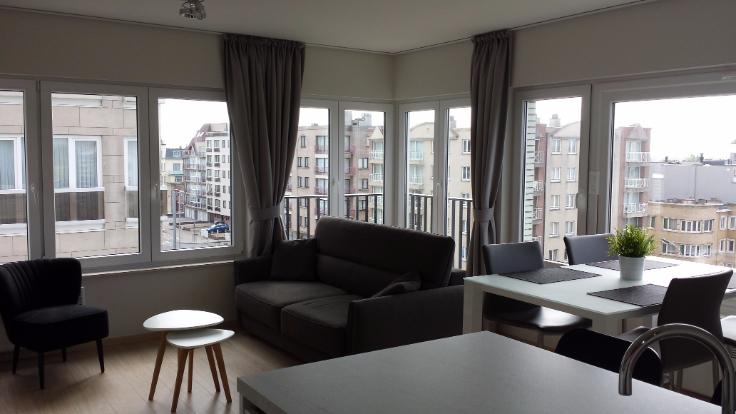Belgique : vakantiewoning- Appartement voor0€ - (6401986)