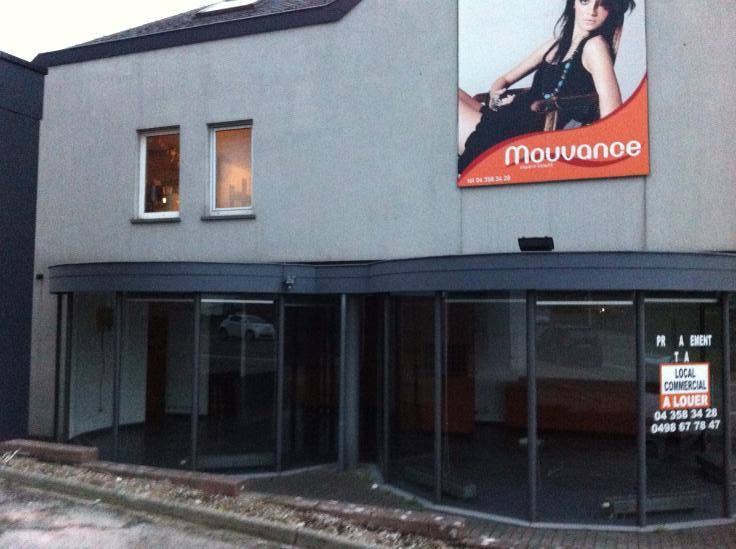 Commerce van 3gevels te huurte Fléron voor12.000 € -(6403446)