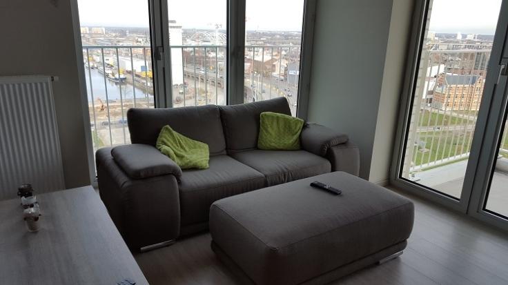 Appartement à louerà Antwerpen 6au prix de1.200 € -(6406184)