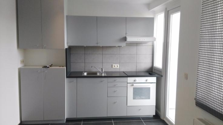 Appartement van 2gevels te huurte Ganshoren voor595 € -(6406672)
