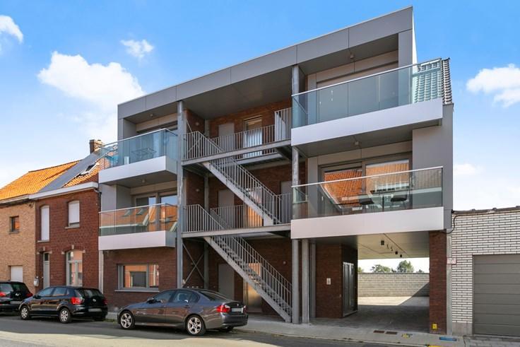 Appartement de 2façades à louerà Wevelgem auprix de 650€ - (6415191)