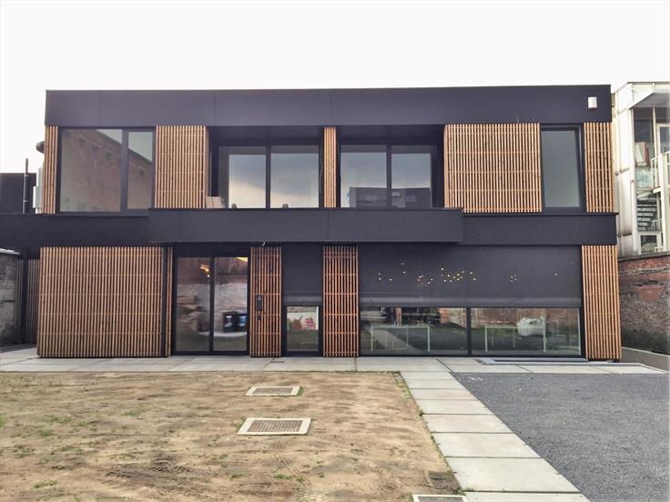 Appartement de 2façades à louerà Gand auprix de 860€ - (6427710)