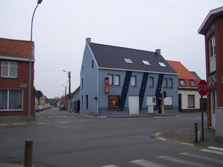 Commerce van 1gevel te huurte Overmere voor7.800 € -(6431465)