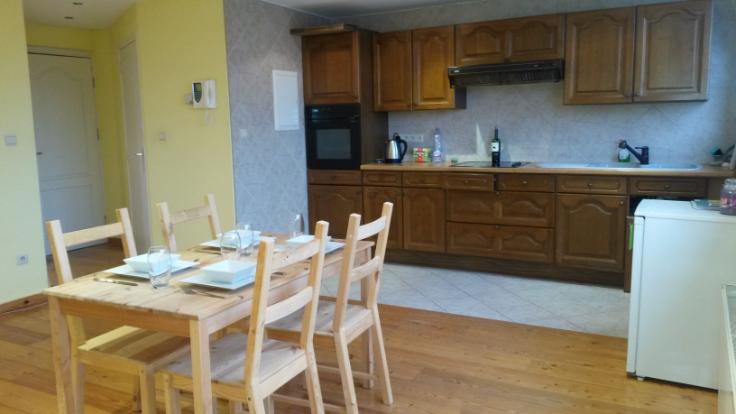 Appartement de 1façade à louerà Bruxelles villeau prix de750 € -(6432511)