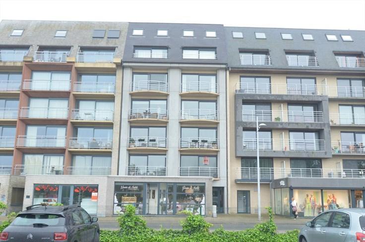 Appartement de 2façades à vendreà Bredene auprix de 159.000€ - (6437138)