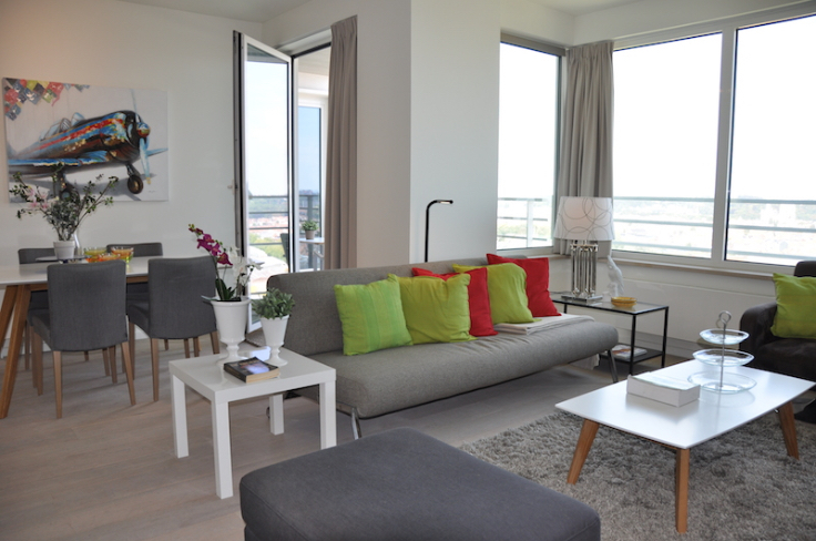 Appartement à louerà Bruxelles villeau prix de1.395 € -(6442499)
