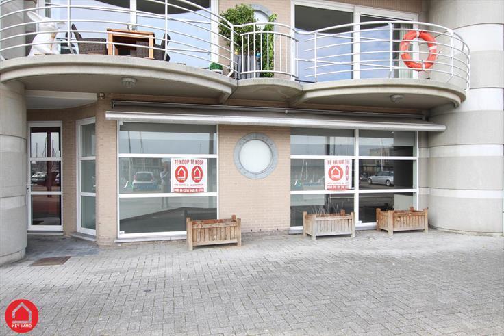 Bureaux for salein Zeebrugge auprix de 195.000€ - (6483743)