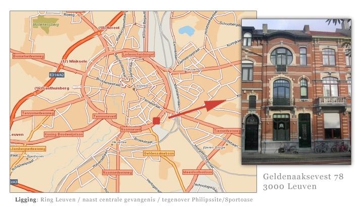 Duplex with 1frontage for rentin Louvain auprix de 800€ - (6494282)