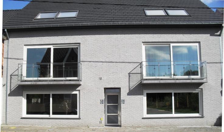 Appartement de 2façades à louerà Schellebelle auprix de 640€ - (6503241)