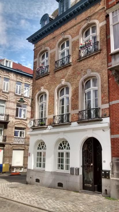 Appartement de 2façades à louerà Bruxelles villeau prix de930 € -(6503989)