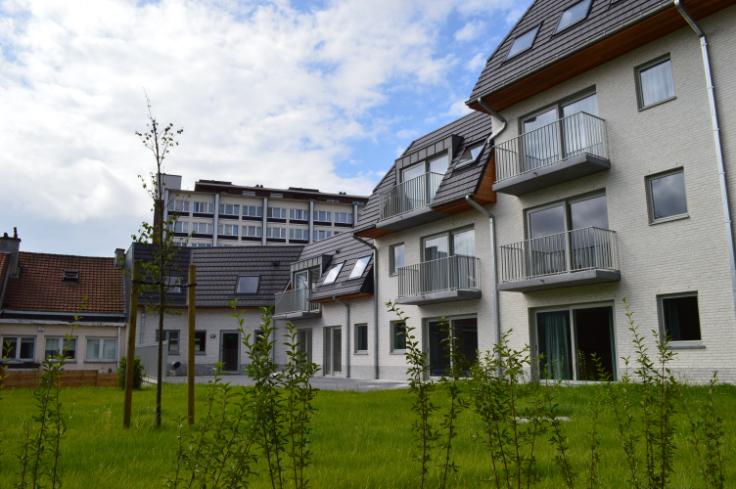 Appartement de 4façades à louerà Anderlecht auprix de 895€ - (6506073)