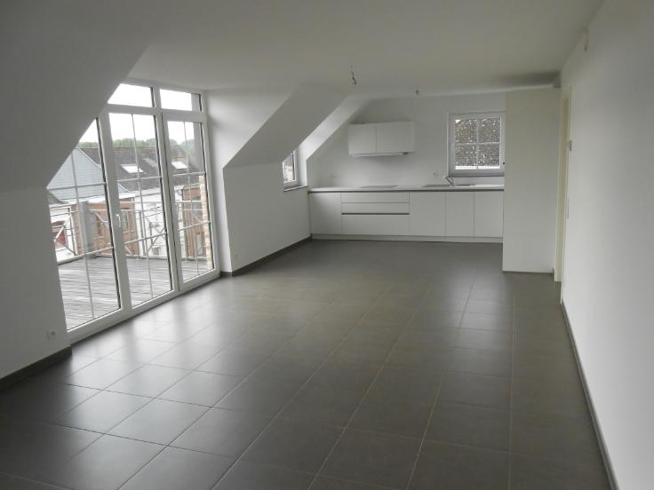 Appartement de 3façades à louerà Jodoigne auprix de 800€ - (6507305)