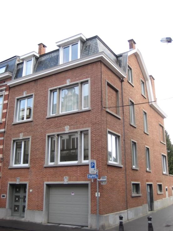 Appartement de 3façades à louerà Namur auprix de 1.000€ - (6510861)