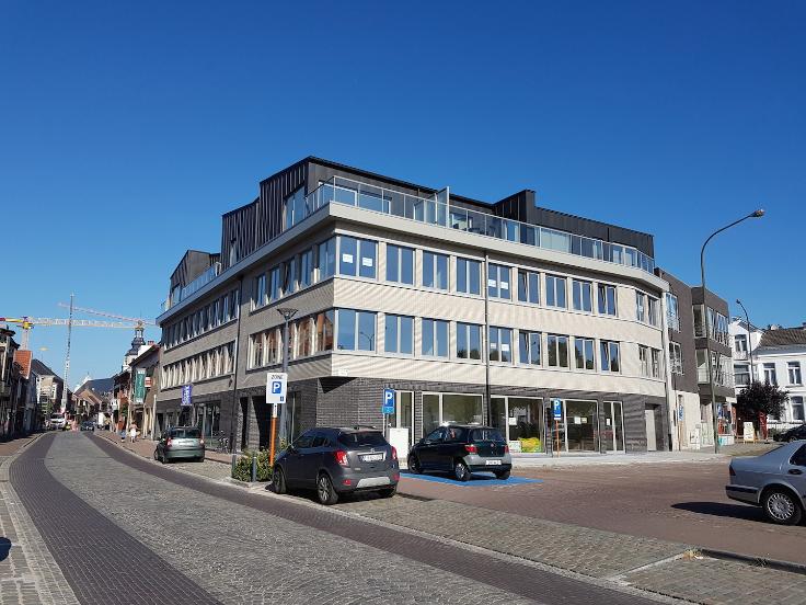 Appartement van 2gevels te huurte Zele voor675 € -(6516344)