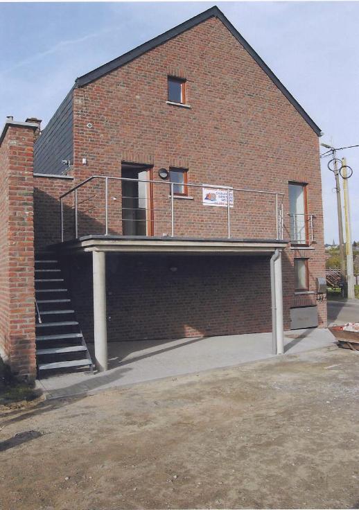 Duplex van 3gevels te huurte Soumagne voor750 € -(6517586)