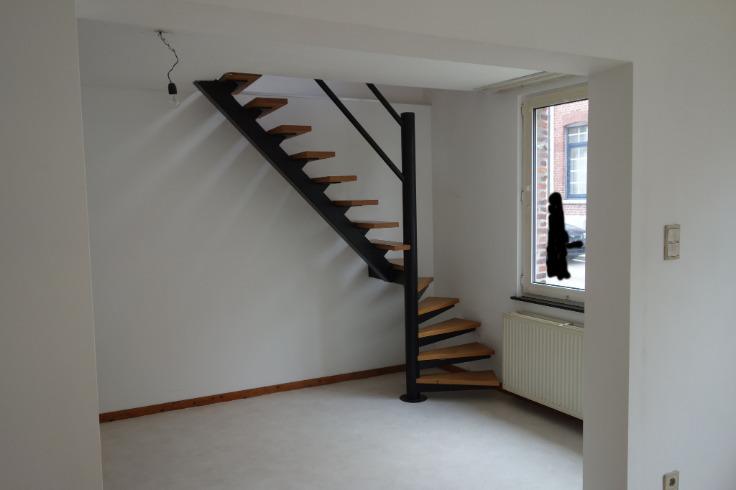 Appartement with 2frontages for rentin Aarschot auprix de 595€ - (6520909)