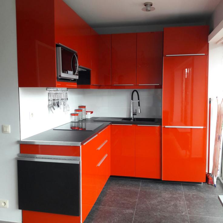 Flat/Studio van 1gevel te huurte Bruxelles villevoor 825 €- (6523609)