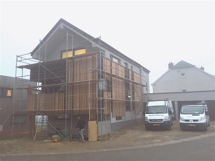 Appartement van 4gevels te huurte Aubange voor825 € -(6526444)