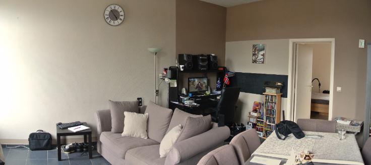 Appartement de 2façades à louerà Liège auprix de 500€ - (6528303)