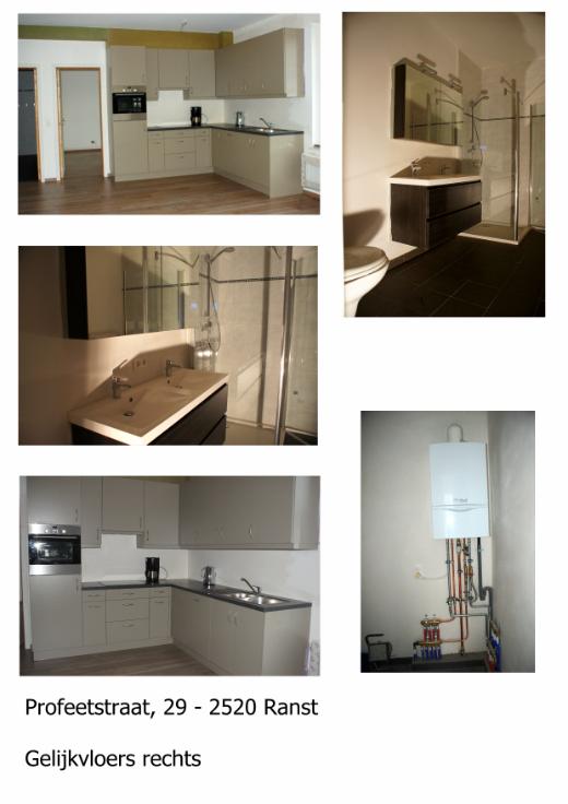 Appartement de 1façade à louerà Ranst auprix de 610€ - (6532479)