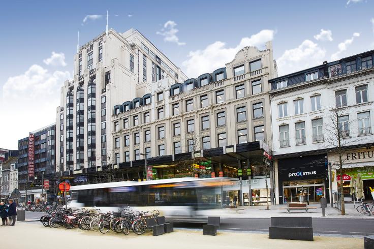 Bureaux à louerà Anvers 1au prix de524.720 € -(6536063)