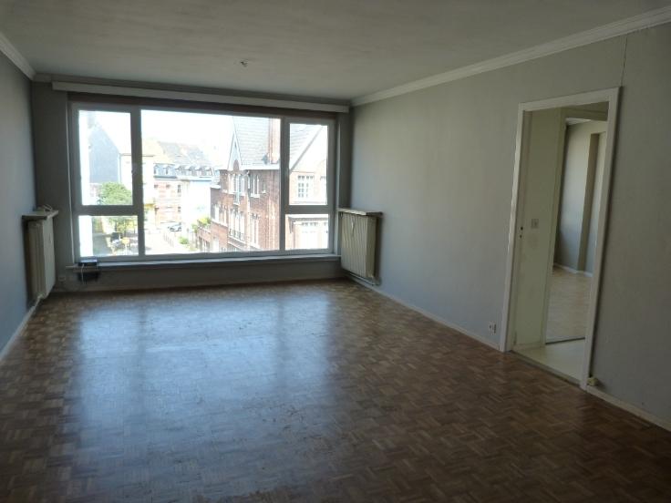 Appartement van 2gevels te huurte Gand voor640 € -(6536532)