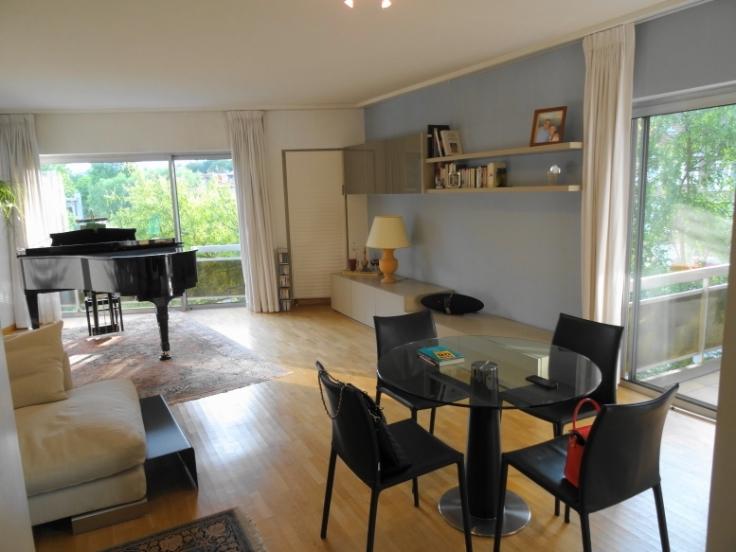 Appartement de 2façades à louerà Woluwe-St-Pierre auprix de 1.190€ - (6537847)