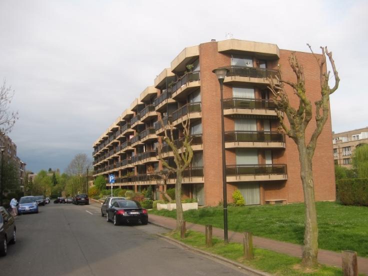 Appartement van 2gevels te huurte Woluwe-St-Pierre voor830 € -(6537887)