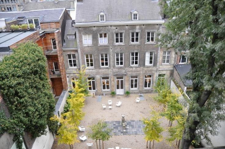 Flat/Studio van 2gevels te huurte Liège voor525 € -(6542416)