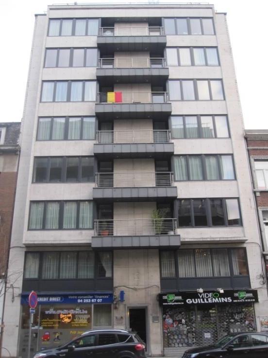 Penthouse te huurte Liège voor550 € -(6545009)