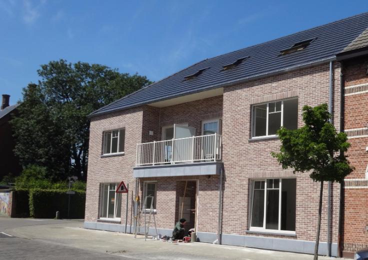 Duplex de 2façades à louerà Kieldrecht auprix de 740€ - (6545506)