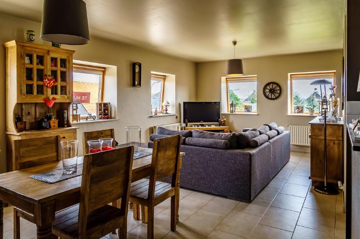 Appartement de 3façades à louerà Serskamp auprix de 640€ - (6546482)