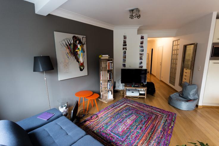 Appartement de 1façade à louerà Woluwe-St-Pierre auprix de 950€ - (6546684)