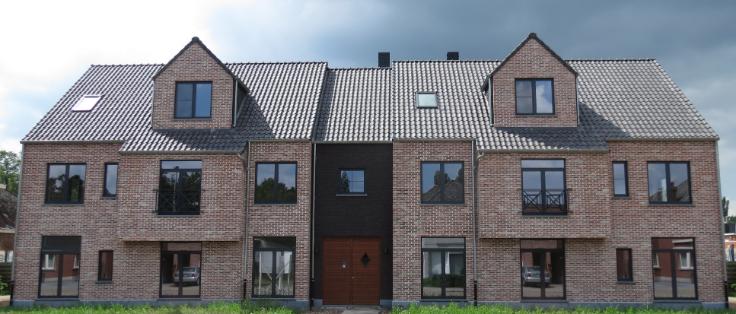 Appartement de 4façades à louerà Heist-op-den-Berg auprix de 780€ - (6547109)