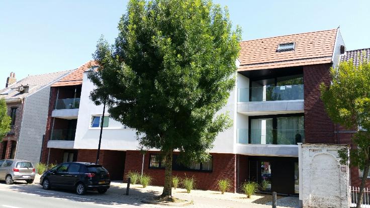 Duplex de 4façades à louerà Denderwindeke auprix de 750€ - (6549650)