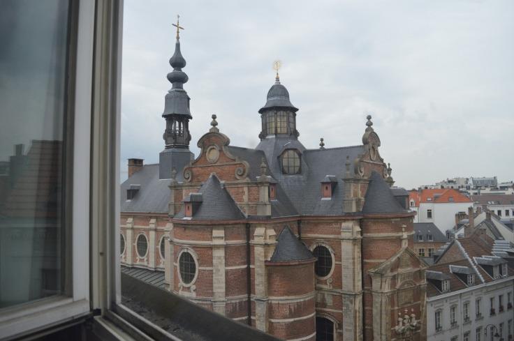 Appartement de 2façades à louerà Bruxelles villeau prix de600 € -(6551440)