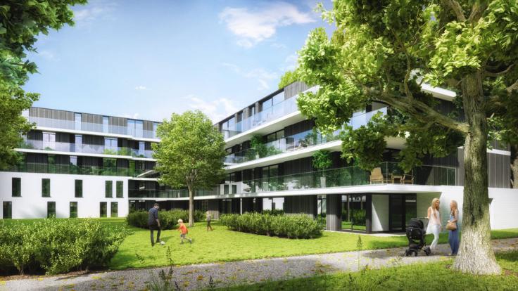 Appartement de 2façades à louerà Aalst auprix de 825€ - (6553063)