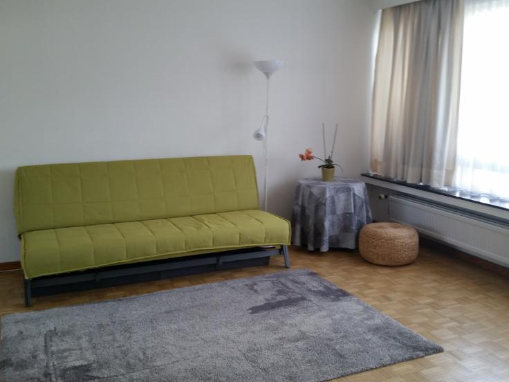 Flat/Studio van 1gevel te huurte Woluwe-St-Pierre voor600 € -(6553227)