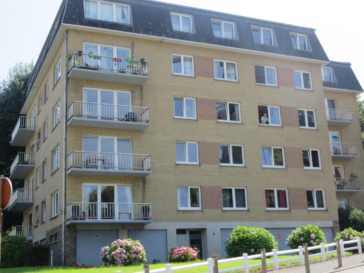 Appartement van 1gevel te huurte Heusy voor585 € -(6553231)