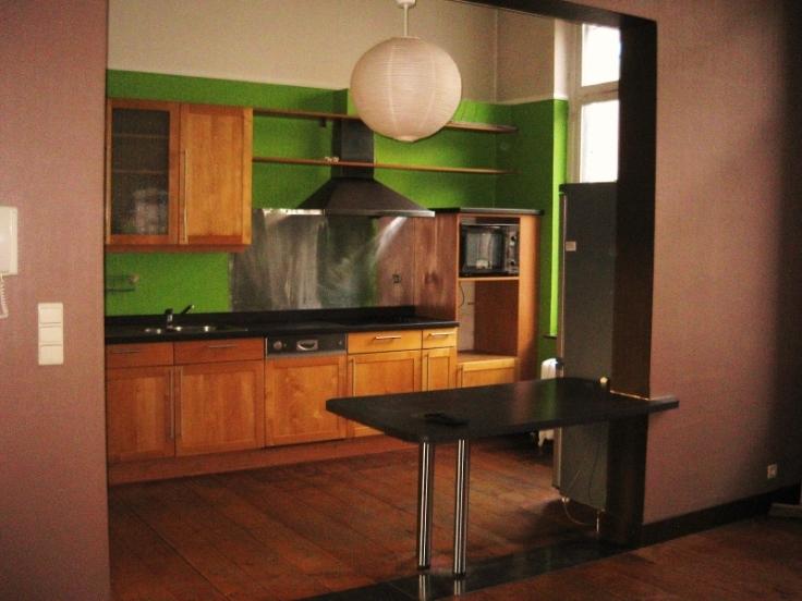 Appartement de 2façades à louerà Liège auprix de 740€ - (6554316)