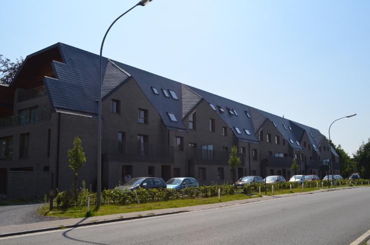 Appartement de 2façades à louerà Zottegem auprix de 775€ - (6556825)