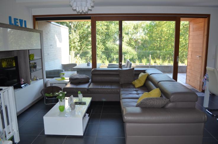 Appartement de 2façades à louerà Zottegem auprix de 750€ - (6556825)
