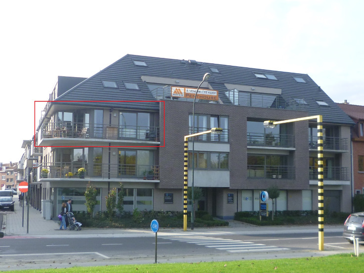 Appartement de 2façades à louerà Wemmel auprix de 925€ - (6556947)