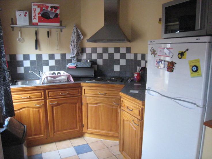 Appartement de 2façades à louerà Liège auprix de 480€ - (6561723)