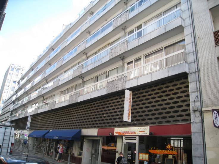 Appartement de 2façades à louerà Liège auprix de 640€ - (6561883)