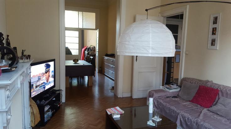 Appartement de 2façades à louerà Ixelles auprix de 725€ - (6562321)