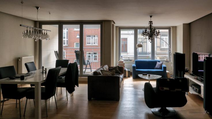 Appartement à louerà Bruxelles-Quartier Louiseau prix de1.595 € -(6563307)